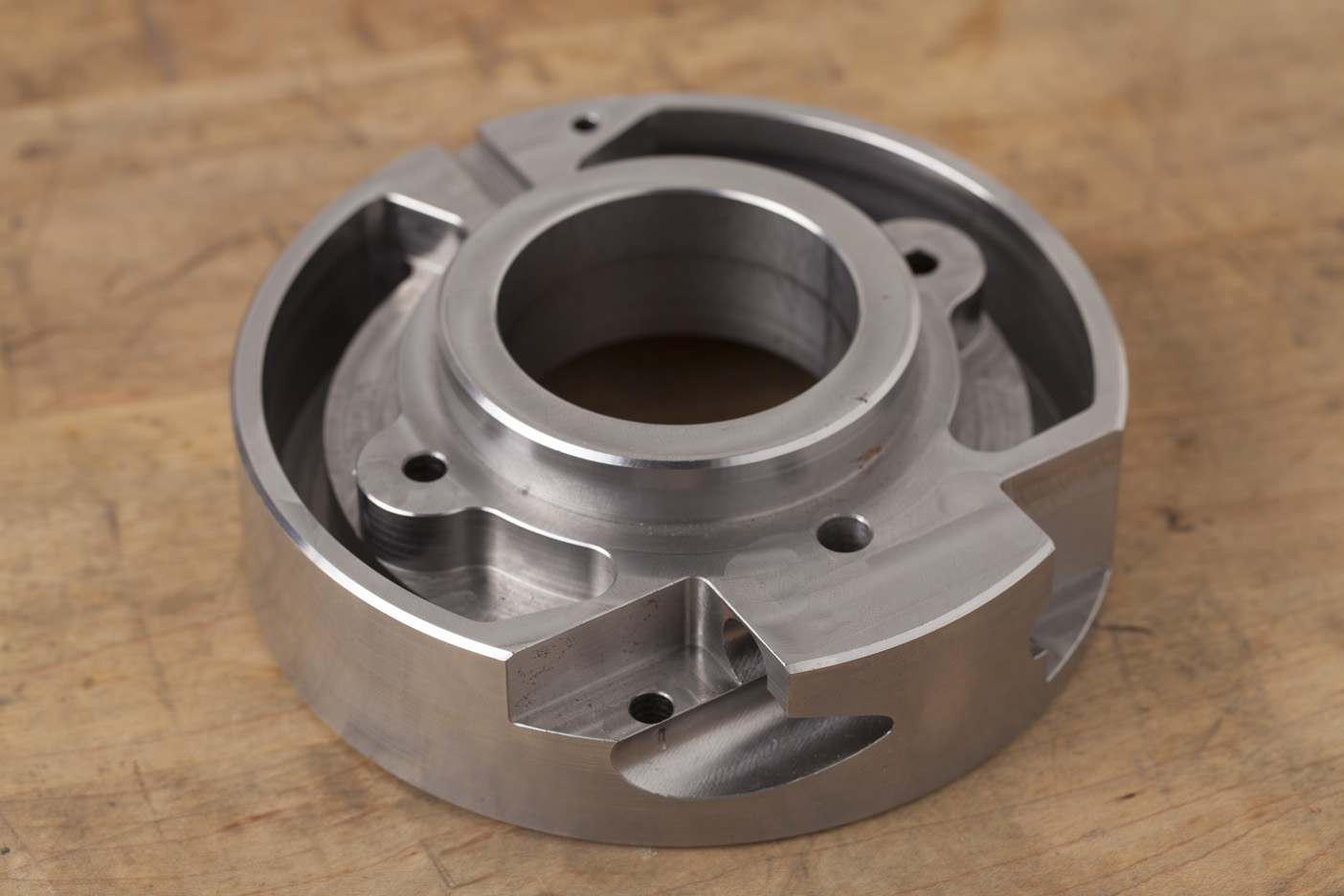 Automation Equipment, Automotive, A2 Tool Steel, PS95 CNC Milled in multiple setups, Long relief cutters to cut pockets, low volume