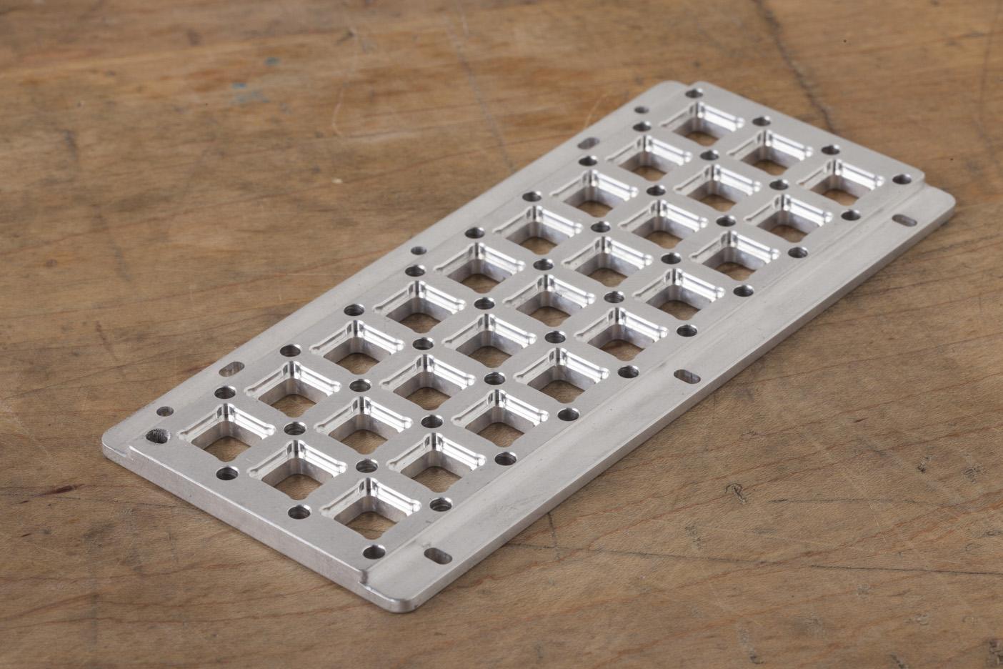 Automation Equipment, Automotive, 6061 Aluminum, PS95 CNC Mill, 2 setups