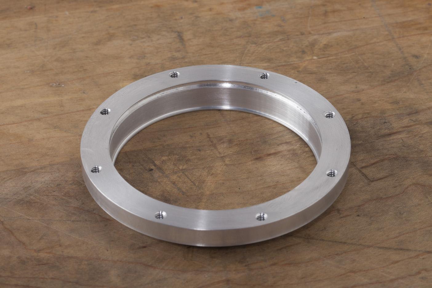 Automation Equipment & Automotive, 661 Aluminum, Okuma CNC Lathe, All done in one setup utilizing live tooling, mid-volume