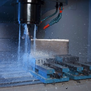Precision CNC Machining at Envision Machine in Holland on Makino